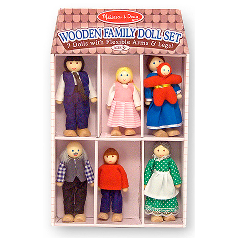 Melissa And Doug Family Doll Set Hot Girls Wallpaper
