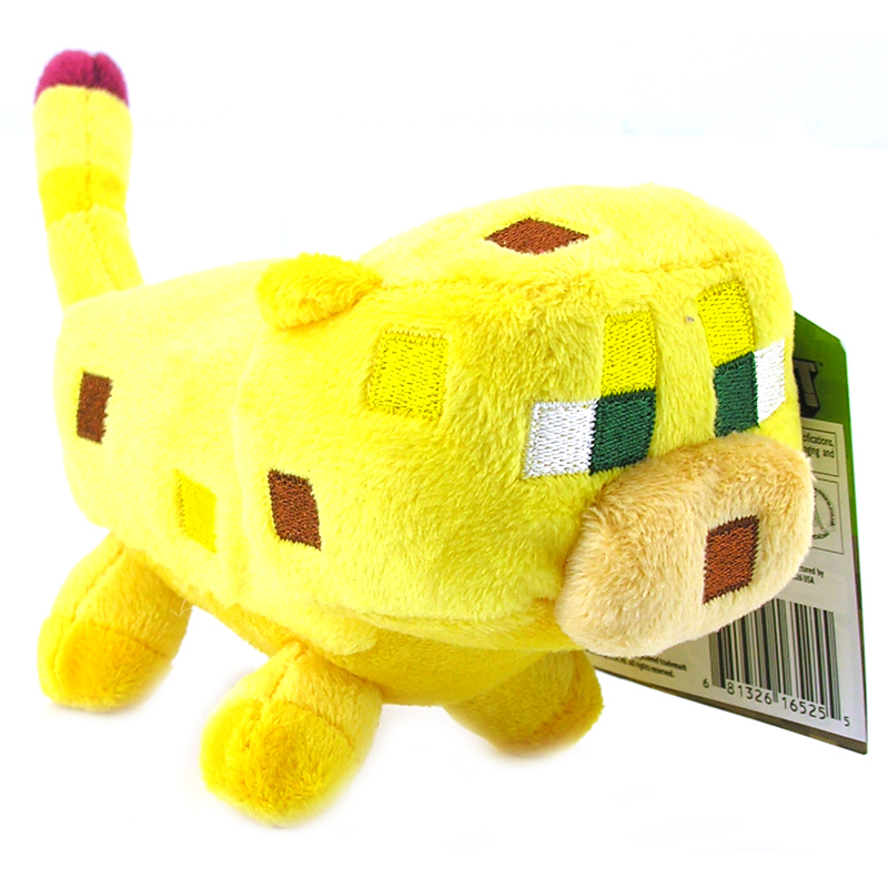 Soft Animal Toys : Minecraft quot soft toy animal mobs from character options