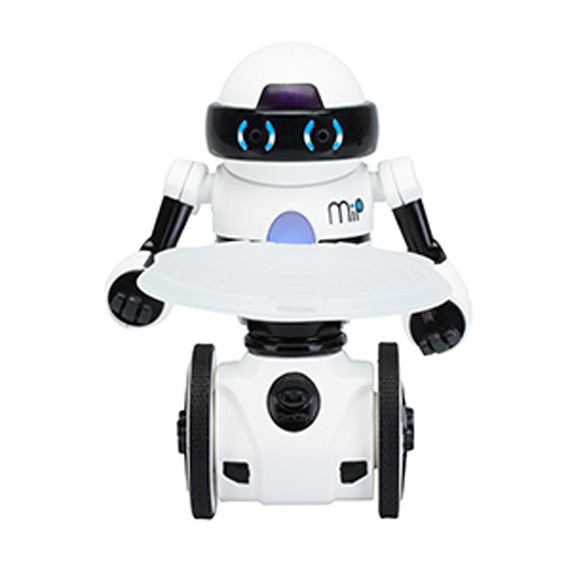 The item for sale is: MiP Robot Toy (with FREE UK DELIVERY) .