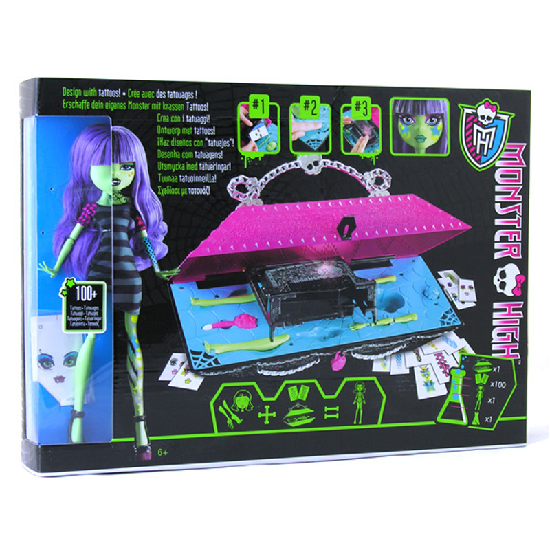 Monster High Create A Monster Lab From Monster High Wwsm