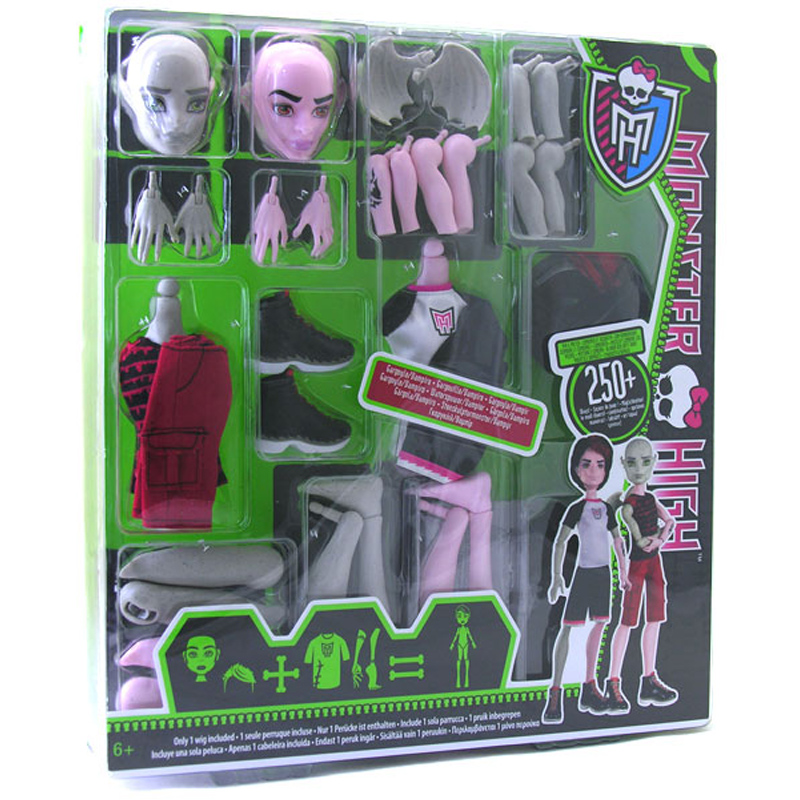 Create A Monster Starter Kit From Monster High Wwsm
