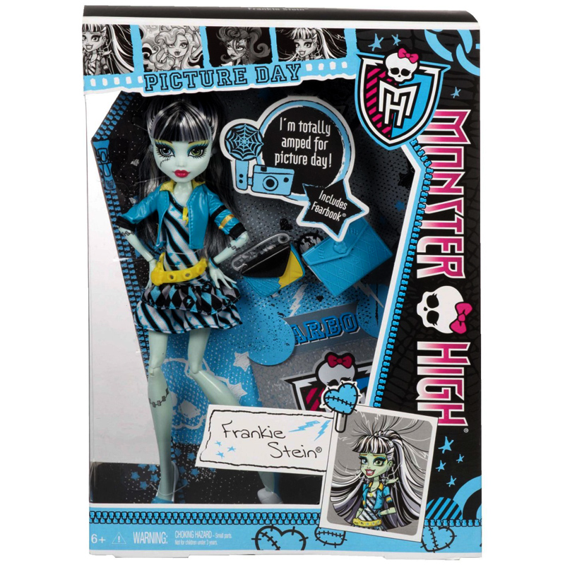 Monster High Toys : Monster high picture day dolls from wwsm