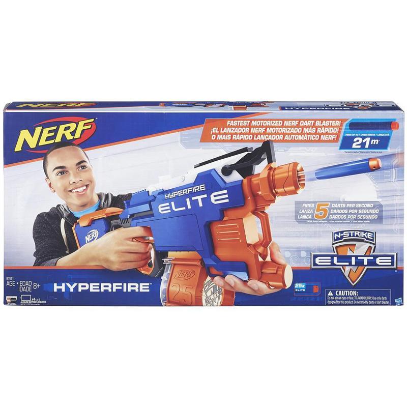 Strike elite hyperfire from nerf wwsm