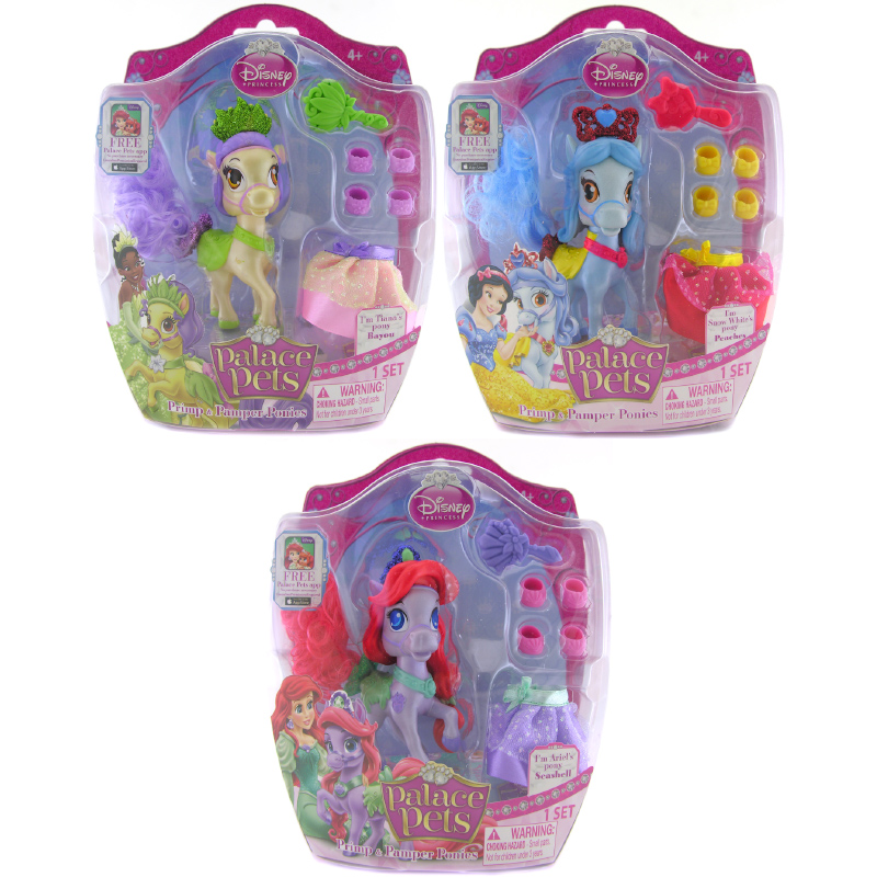 Primp & Pamper Ponies Pack