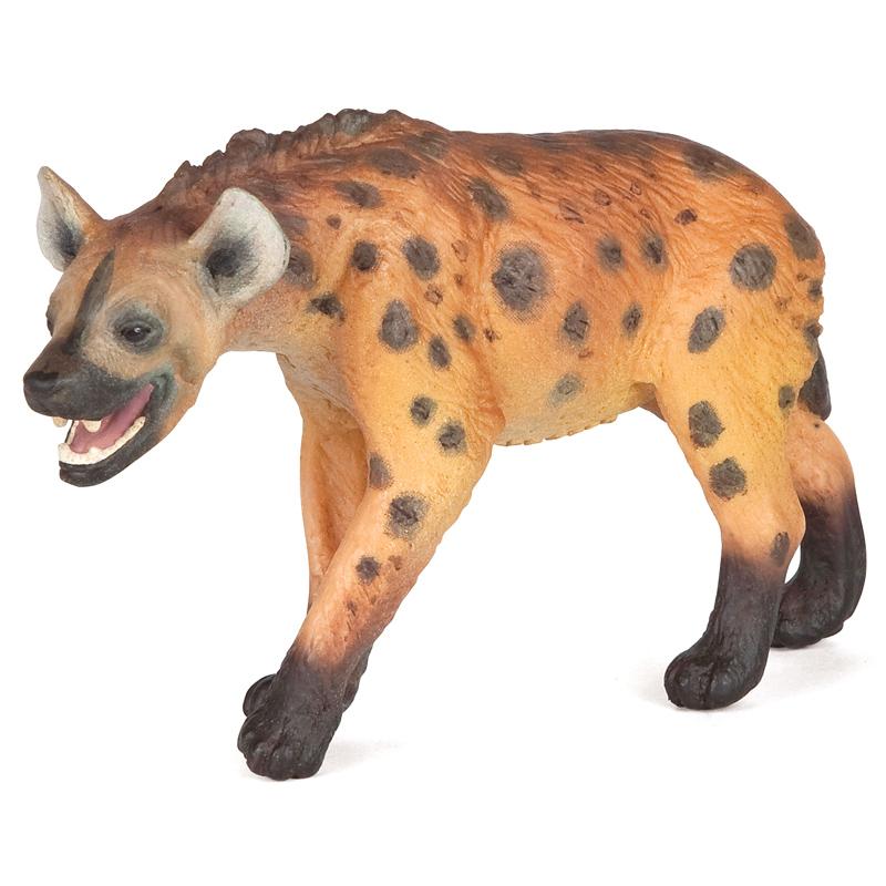 Papo Wild Animal Kingdom Hyena Ebay
