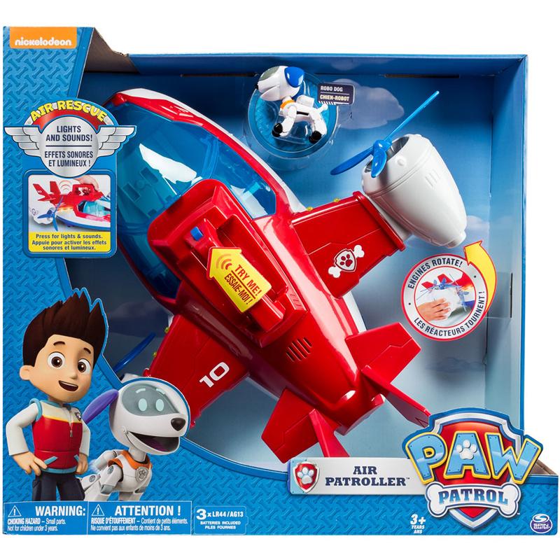 Paw Patrol Toy For Everyone : Paw patrol air patroller new ebay