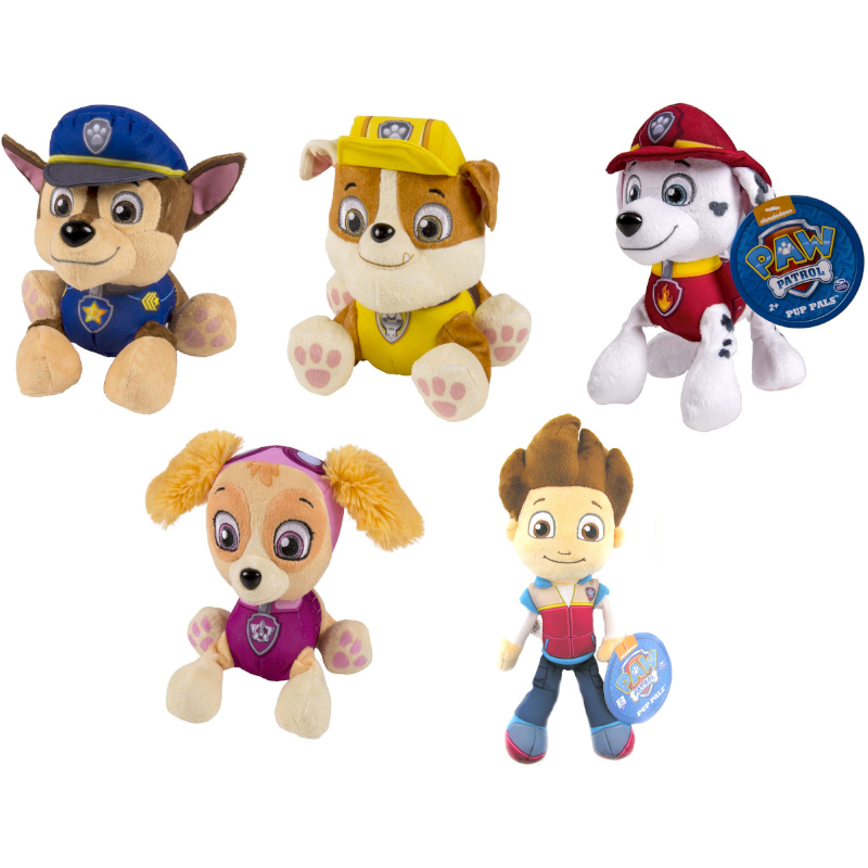 picture of new paw patrol pup. Black Bedroom Furniture Sets. Home Design Ideas