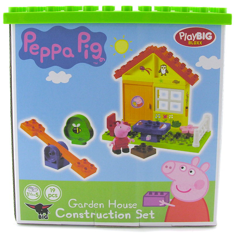 PEPPA PIG FLOWER GARDEN SET