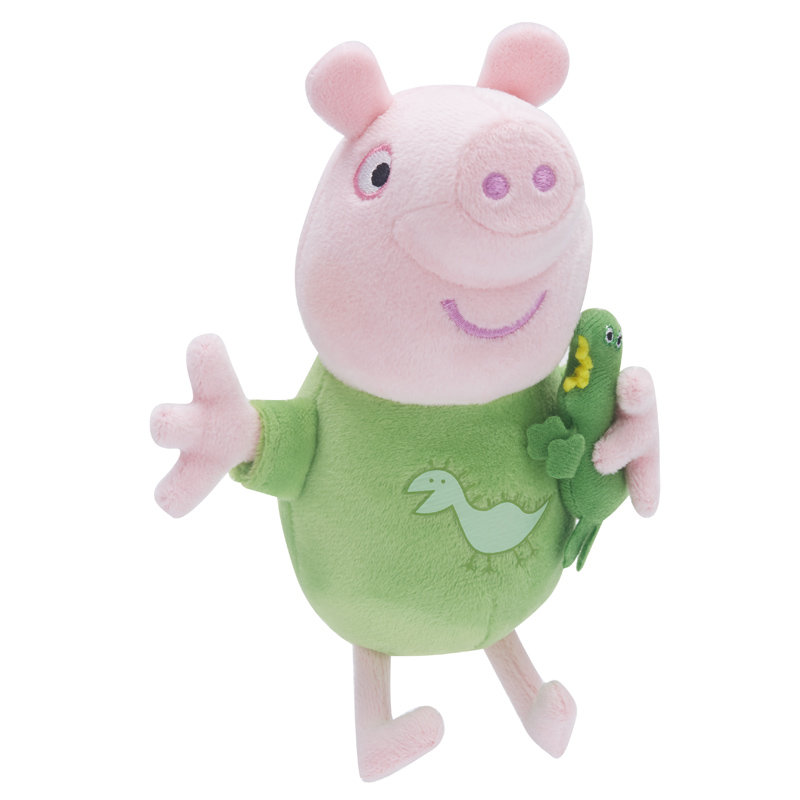 Toys For Bedtime : Talking bedtime peppa george from pig wwsm