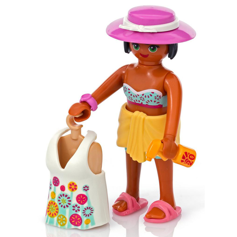 Beach Toys For Girls : Beach fashion girl from playmobil wwsm