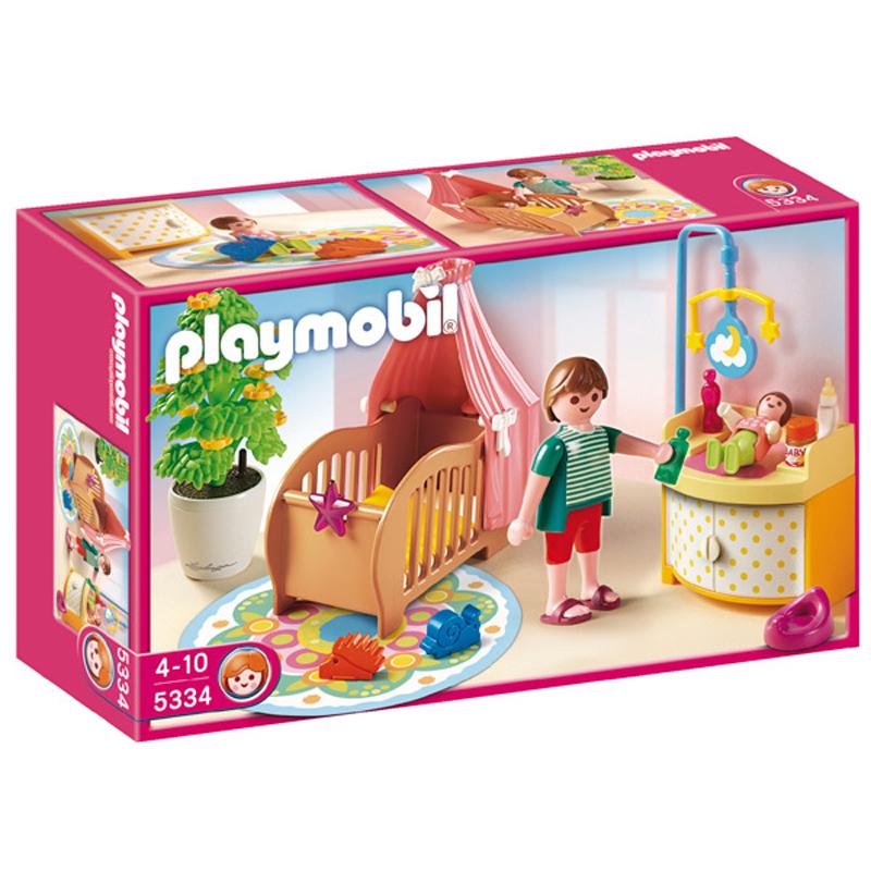 Nursery 5334 From Playmobil Wwsm