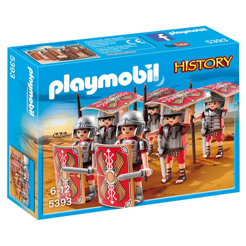 Playmobil History Roman Troop 5393 NEW