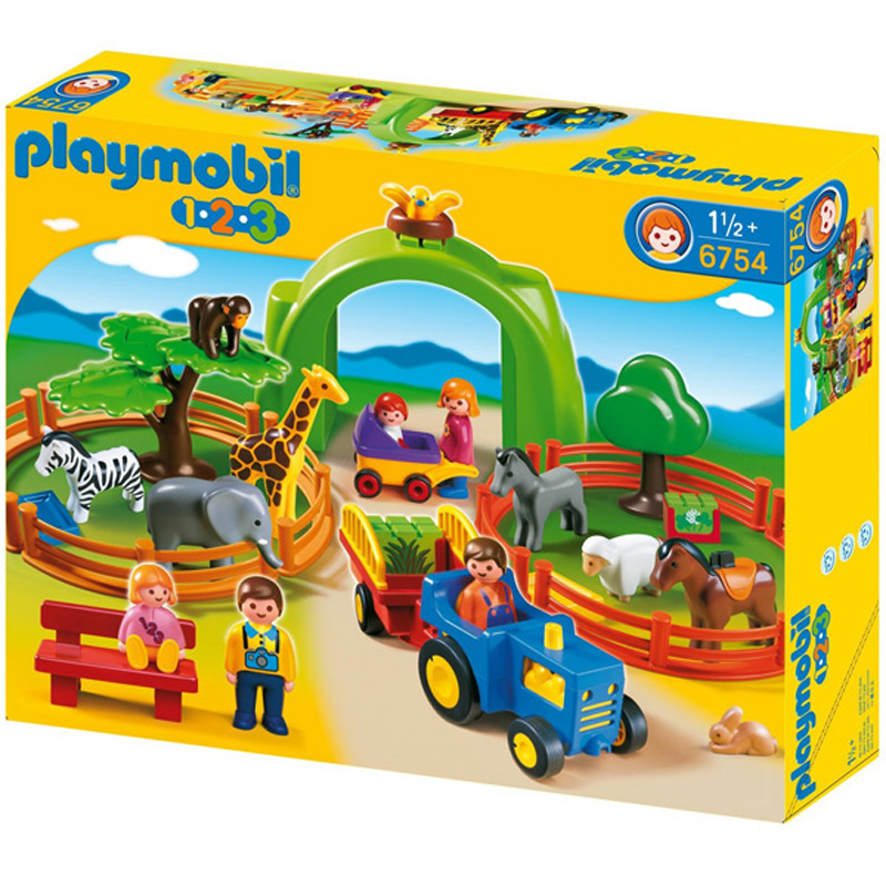 Large Zoo 6754 from Playmobil | WWSM