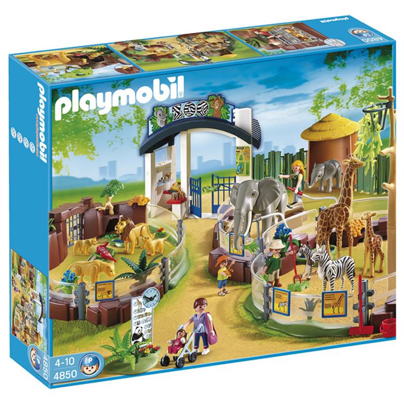 playmobil zoo toy shop wwsm. Black Bedroom Furniture Sets. Home Design Ideas