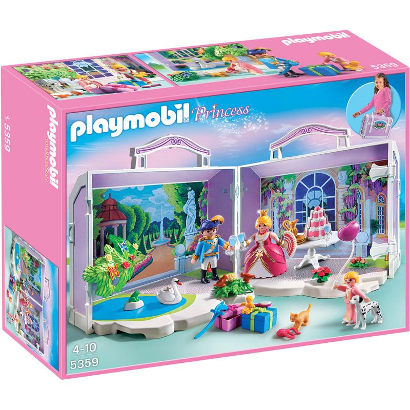 Princess Take Along Birthday Party From Playmobil Wwsm