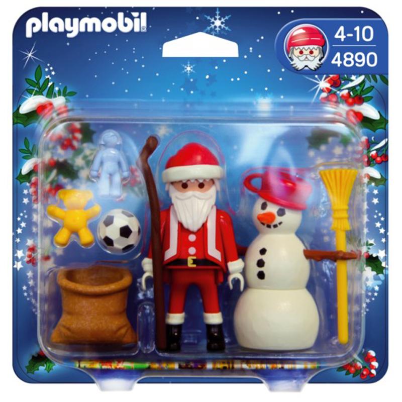 Claus Snowman Santa Claus Snowman