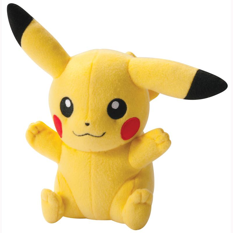 pokemon x amp y pikachu plush from pokemon wwsm