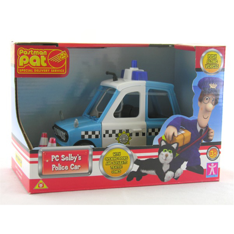 Pc Selbys Police Car From Postman Pat Wwsm