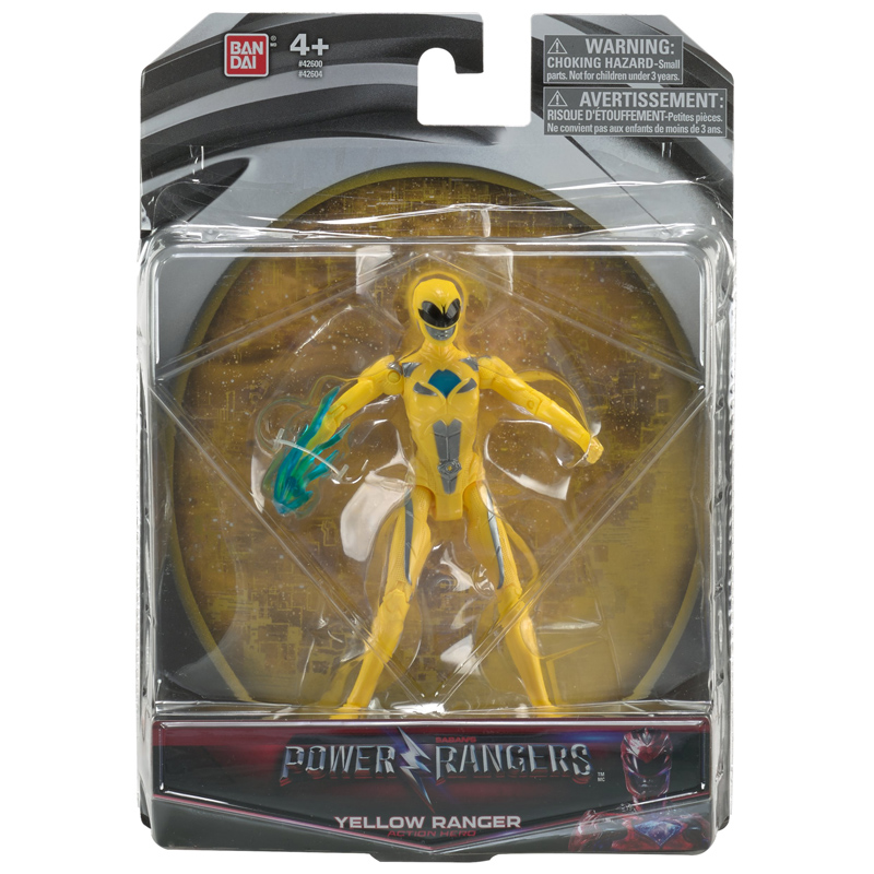 Best Power Ranger Toys And Action Figures : Movie action figures assorted from power rangers wwsm