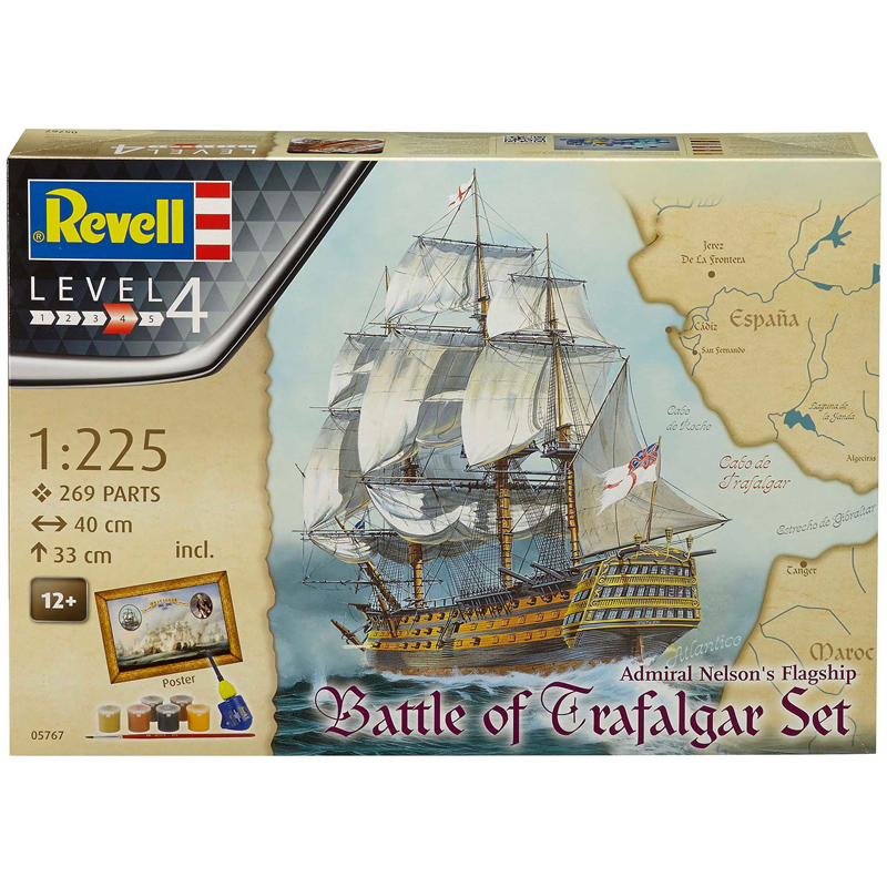 scharnhorst 1 350 revell