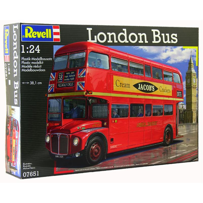 Une picarde vous rejoint !!! Revell-london-bus-1-24