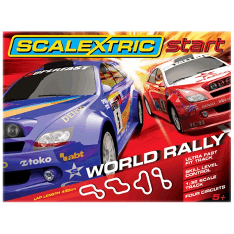 Scalextric Start World Rally From Scalextric Wwsm