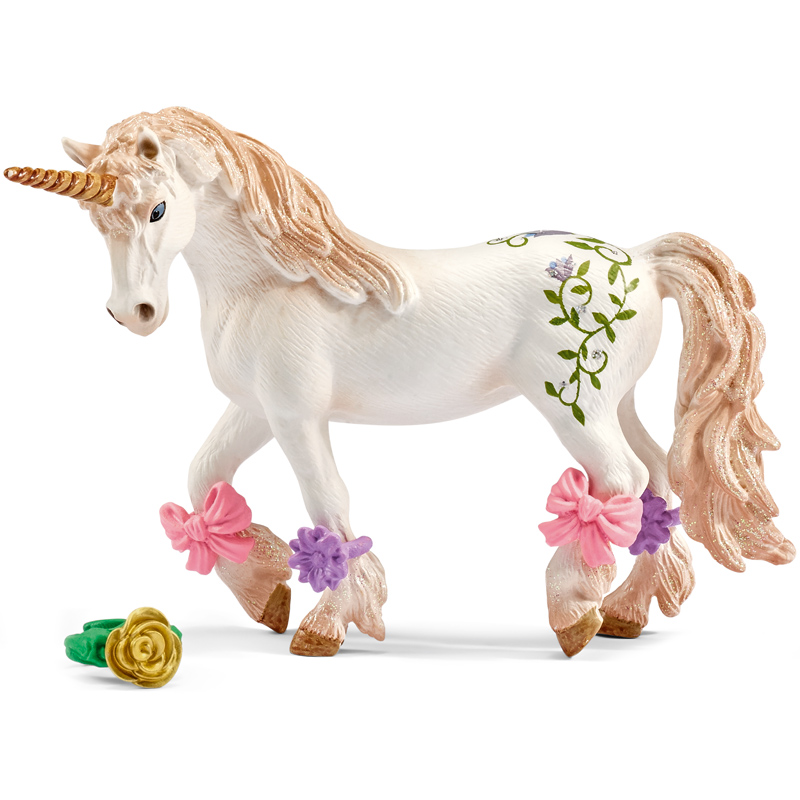 unicorn pegasus jewellery set from schleich wwsm. Black Bedroom Furniture Sets. Home Design Ideas
