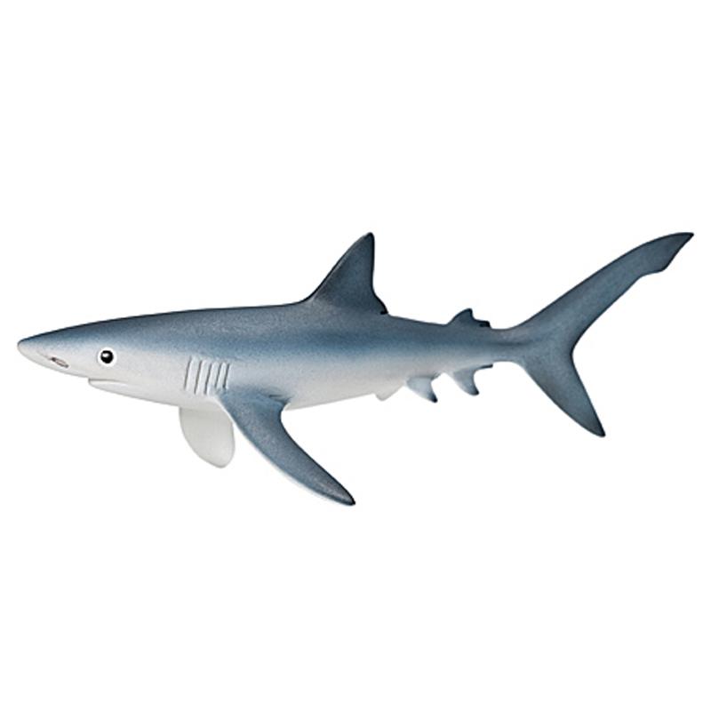 Lemon Shark Toys : Blue shark from schleich wwsm