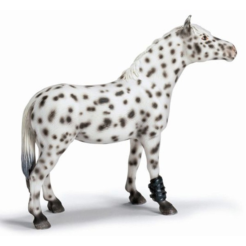 schleich knabstrupper horse family each sold separately. Black Bedroom Furniture Sets. Home Design Ideas