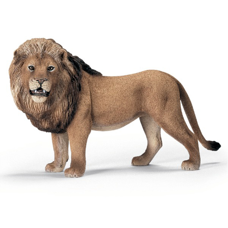 lion family from schleich wwsm. Black Bedroom Furniture Sets. Home Design Ideas