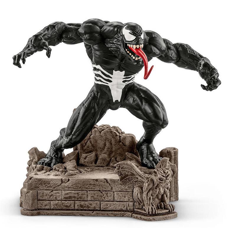 Venom Game Toy : Schleich marvel venom collectable figure new