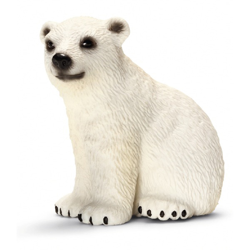 Polar Bear Toys : Polar bear family from schleich wwsm