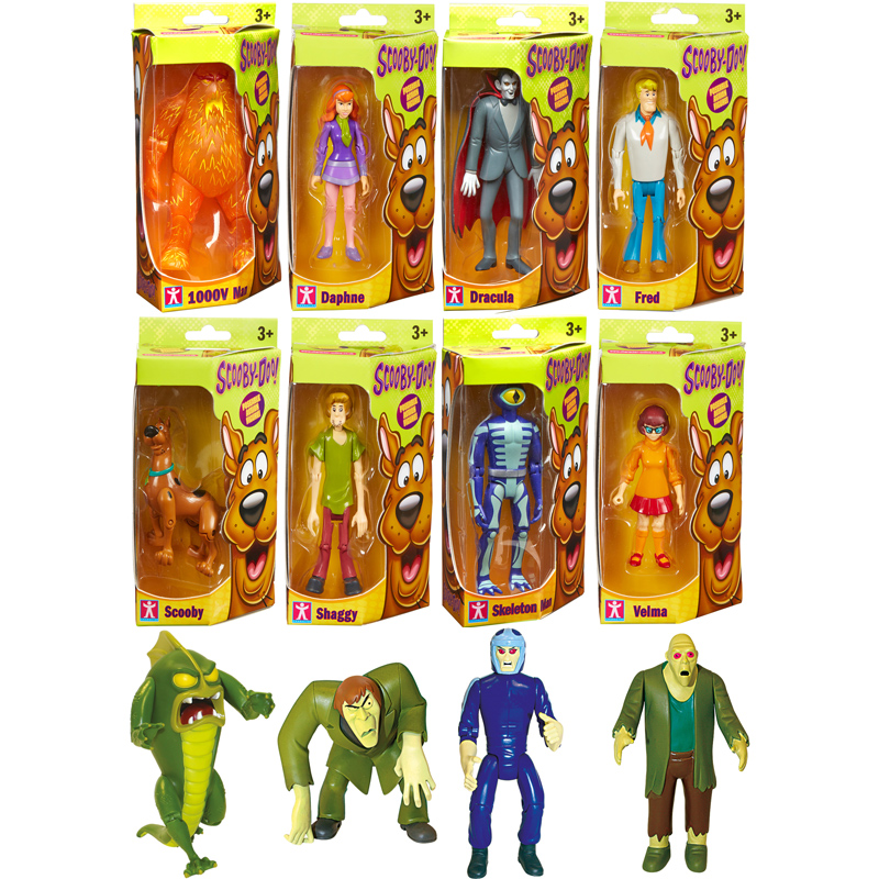 Scooby Doo Toys : Scooby doo quot action figure choice of figures one supplied