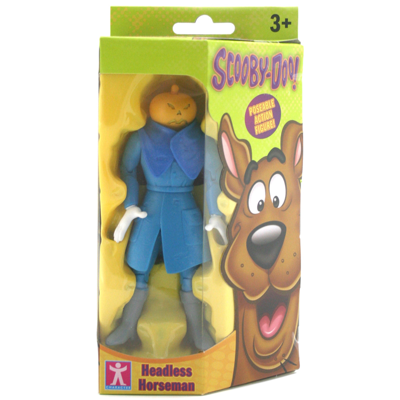 Scooby Doo Toys : Inch action figure headless horseman from scooby doo wwsm