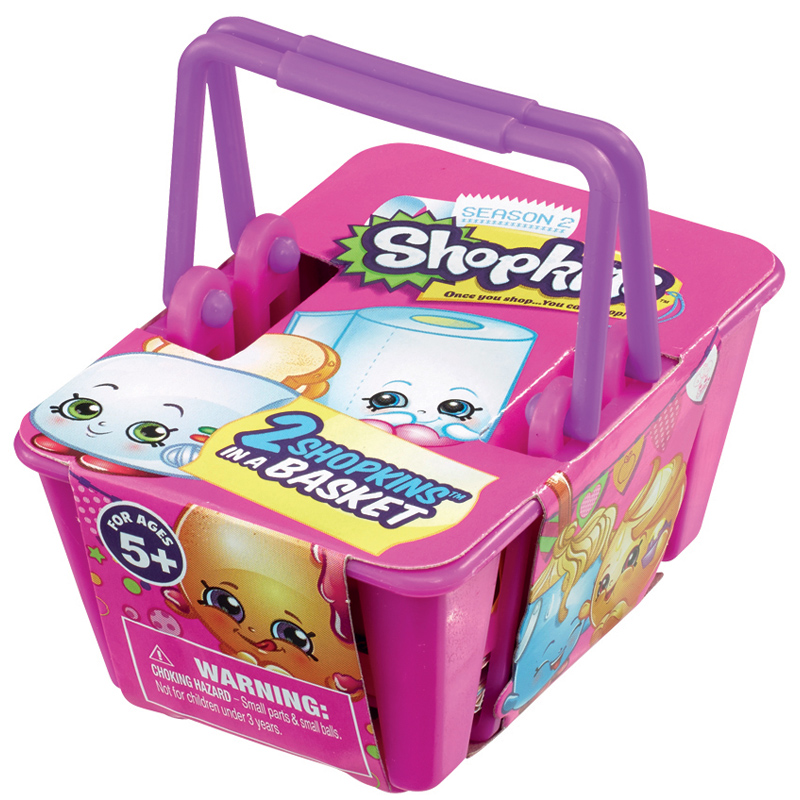 Free Shopkins Season Two Coloring Pages