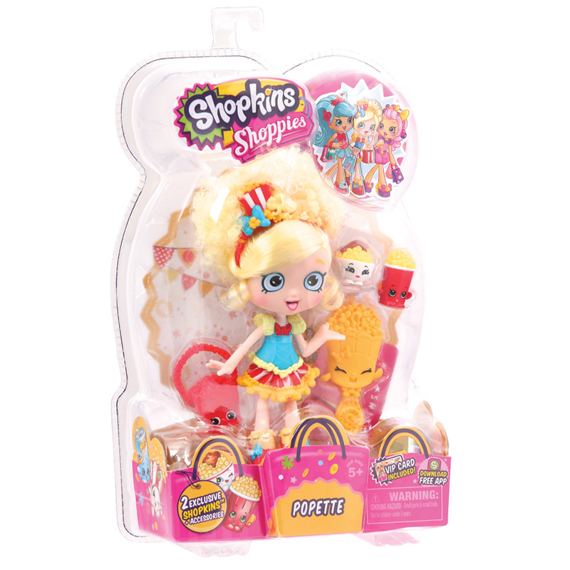 Shopkins shoppies doll choice of dolls one supplied new ebay