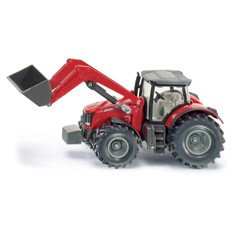 Massey Ferguson 50 Loader : Siku massey ferguson tractor with front loader scale