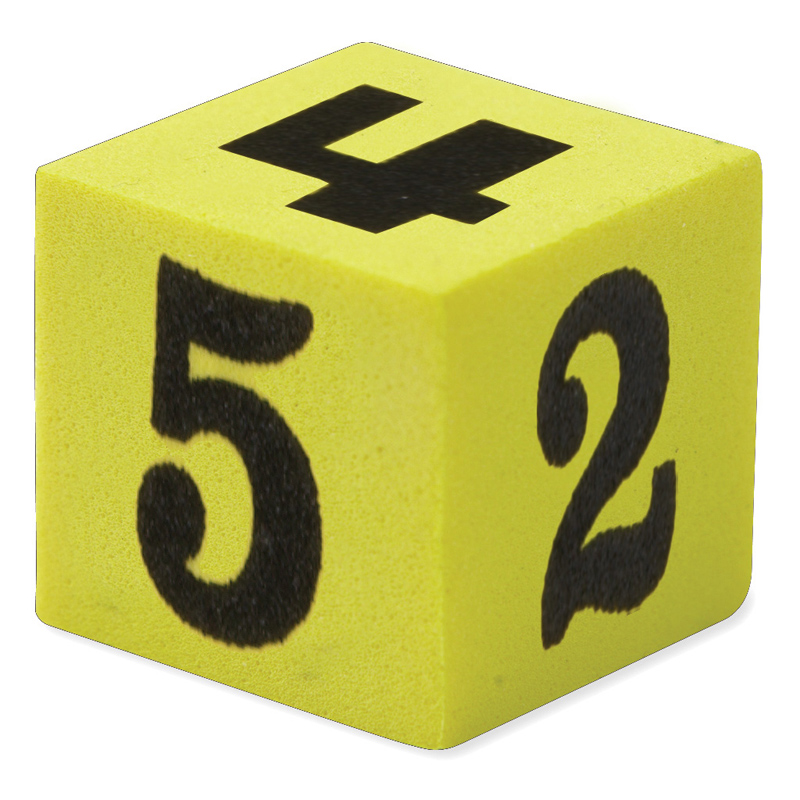 number 7 dice