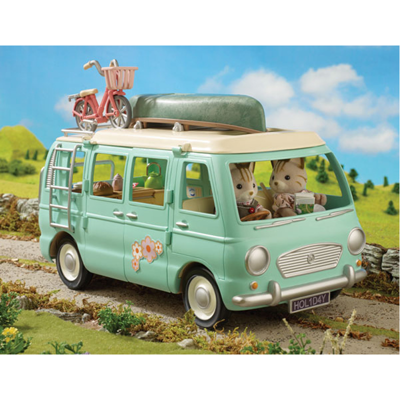Toy Shop > Sylvanian Families > Out & About in Sylvania