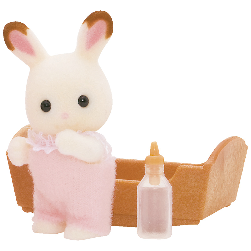 sylvanian families chocolate rabbit family choice of figures one supplied new ebay. Black Bedroom Furniture Sets. Home Design Ideas