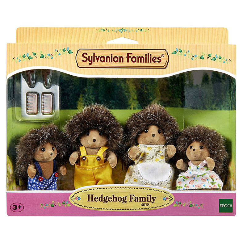 Toys For Family : Hedgehog babies from sylvanian families wwsm