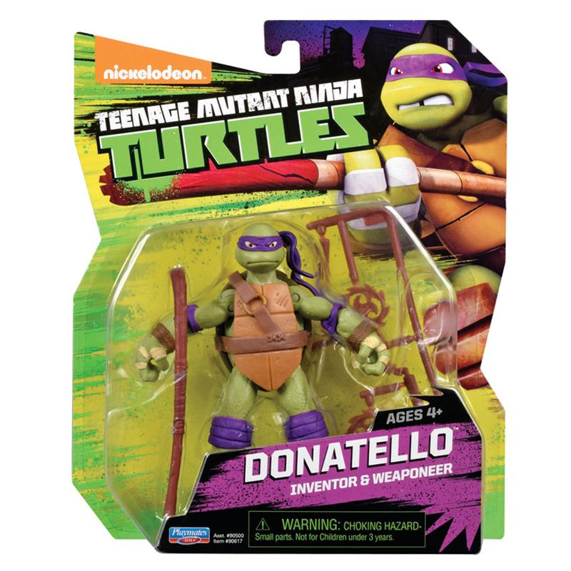Teenage Mutant Ninja Toys : Turtles action figures assorted from teenage mutant ninja