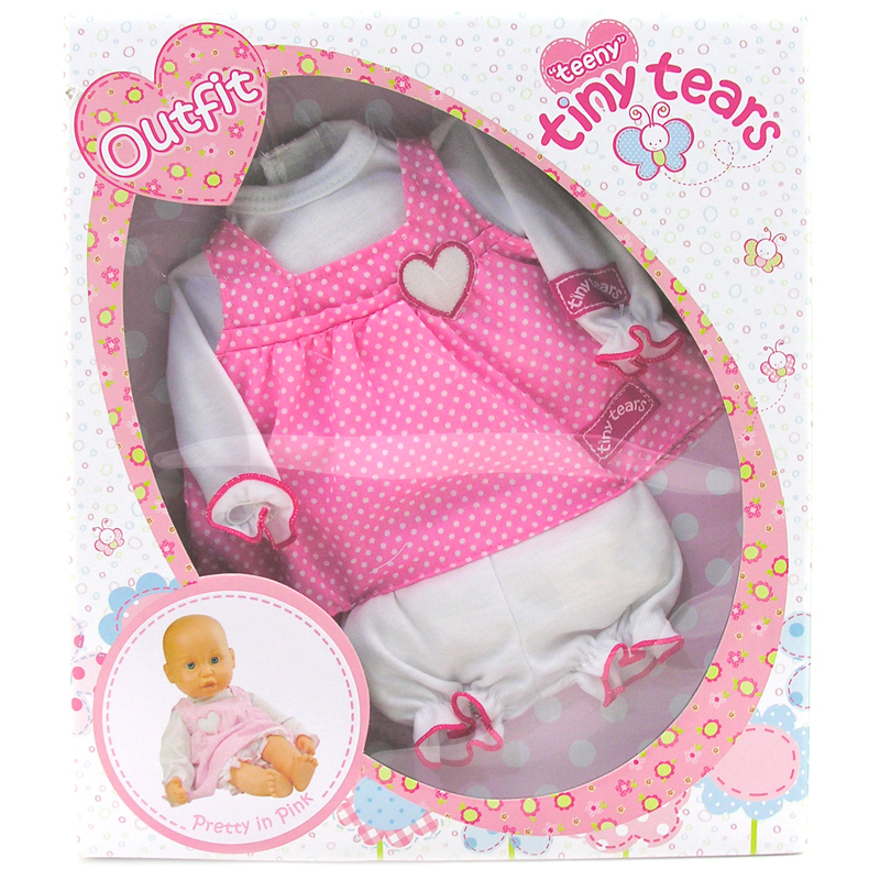Toys And Tears : Teeny tiny tears outfits from wwsm