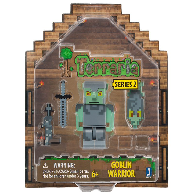terraria 3 inch action figures  series 2  from terraria