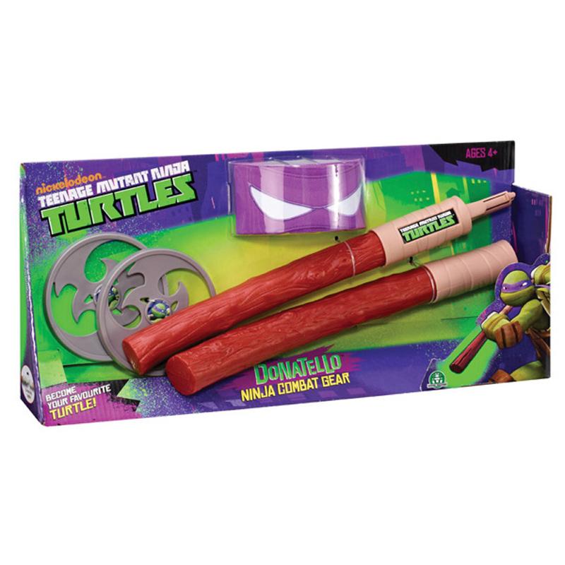 Teenage Mutant Ninja Turtles Donatello Ninja Combat Gear
