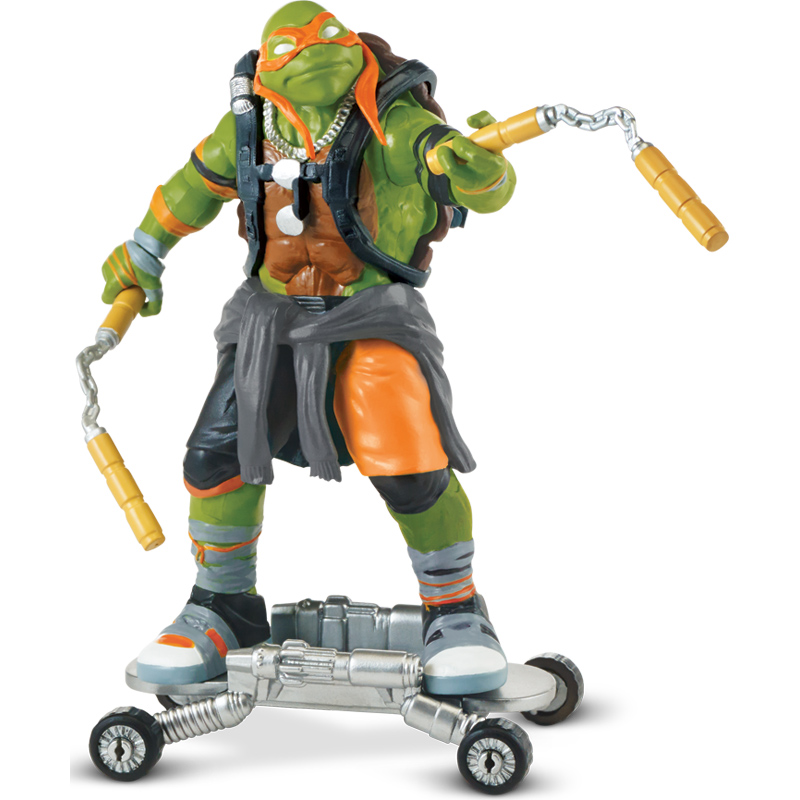 Tmnt Movie Toys : Teenage mutant ninja turtles out of the shadows movie
