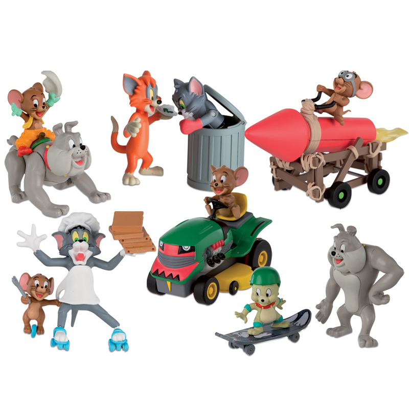 tom amp jerry action figures from flair wwsm