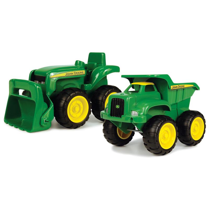 Trat Er Toy : John deere dump truck tractor from ertl wwsm