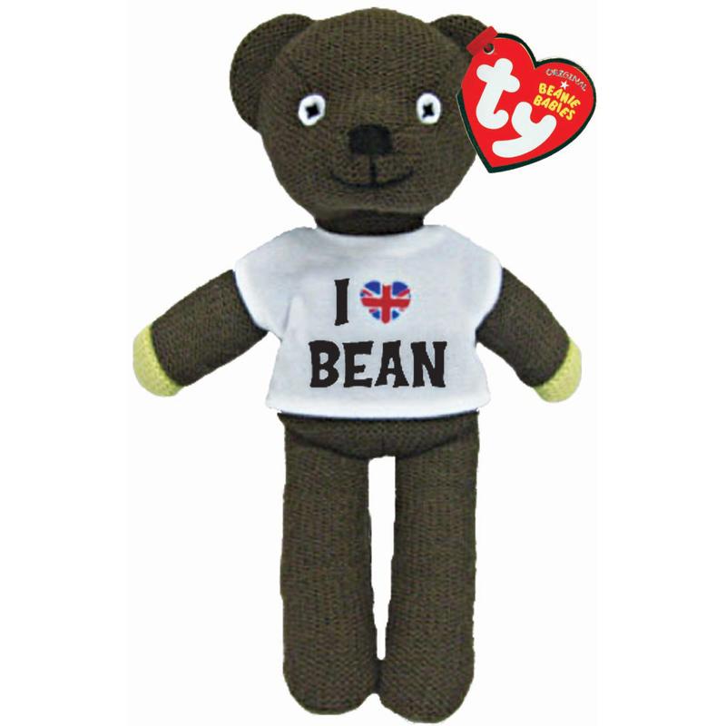 Teddy Von Mr. Bean