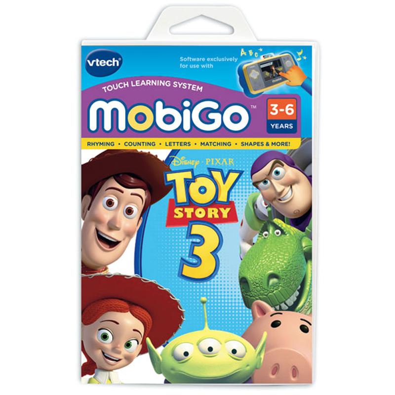 MobiGo Toy Story 3 From Vtech | WWSM